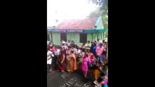 getlinkyoutube.com-Street Fight College Campus At Pathanamthitta Catholicate College