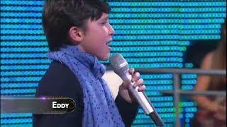 getlinkyoutube.com-| Eddy Valenzuela | - ALGO MÁS - La Quinta Estación - Academia Kids (Cover)