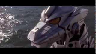 getlinkyoutube.com-Godzilla vs Kiryu MV Bad to the Bone by George Thorogood