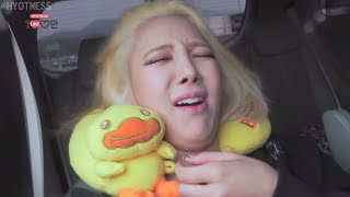 getlinkyoutube.com-SNSD HyoYeon Funny Moments   Part 8