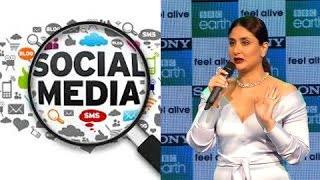 getlinkyoutube.com-Kareena Kapoor SLAMS Social Media And Taimur Ali Khan TROLLERS