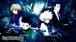 getlinkyoutube.com-Top 5 Best Hunter x Hunter 2011 Fight Scenes