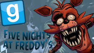 getlinkyoutube.com-Five Nights at Freddy's (Garry's Mod) Funny Compilation!