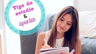 getlinkyoutube.com-MIS MEJORES TIPS DE ESTUDIO + Organización de Cuaderno