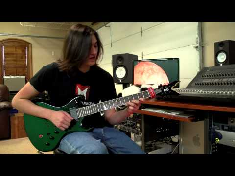 Afterlife Full Guitar Solo Tutorial Part 1