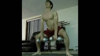 100 Reps for 100 Days - Day 69: Sumo Deadlift