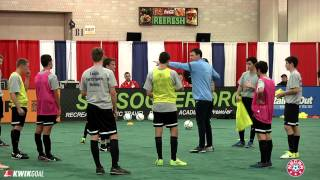 """getlinkyoutube.com-Geoff Pike and Jamie Robinson,""""Creativity in the Final Third, Playing With a Number 10,"""""""