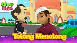 Lagu Kanak-Kanak Islam   Tolong Menolong   Omar & Hana