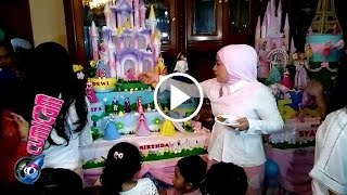 Wow...!! Mewahnya Kue Ultah Anak Muzdalifah - Cumicam 17 April 2016 width=