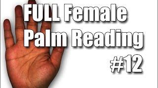 getlinkyoutube.com-FULL Female Palm Reading Palmistry #12