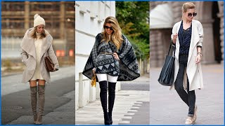 getlinkyoutube.com-How to Wear Winter Fashion Combinations for A Real Fashionista
