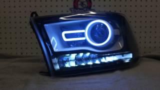 getlinkyoutube.com-Switchback'd 13+ Ram Headlights