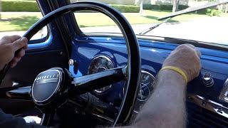 getlinkyoutube.com-1950 Chevrolet 3100 Series Advanced Design Pickup Truck