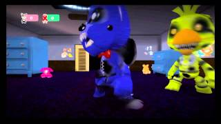 getlinkyoutube.com-LittleBigPlanet 3 | Co-op | Five Nights At Freddy's 4: Back Off!!! (by Lance_Akiro)