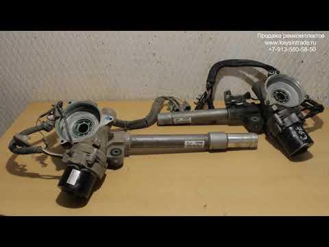 Левый VS Правый руль - сравнение рулевых реек Honda Civic 4D 8 поколения