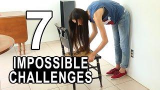 getlinkyoutube.com-7 ONMOGELIJKE CHALLENGES! || MeisjeDjamila