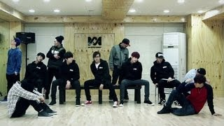 getlinkyoutube.com-B1A4 - 걸어 본다 안무 영상 (TRIED TO WALK DANCE PRACTICE VIDEO)
