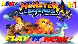 Cheat Monster Legends Facebook 2013
