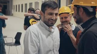 Akıncı belgeselinde Tarık Kesekçi Nevşehir'in Gururu oldu