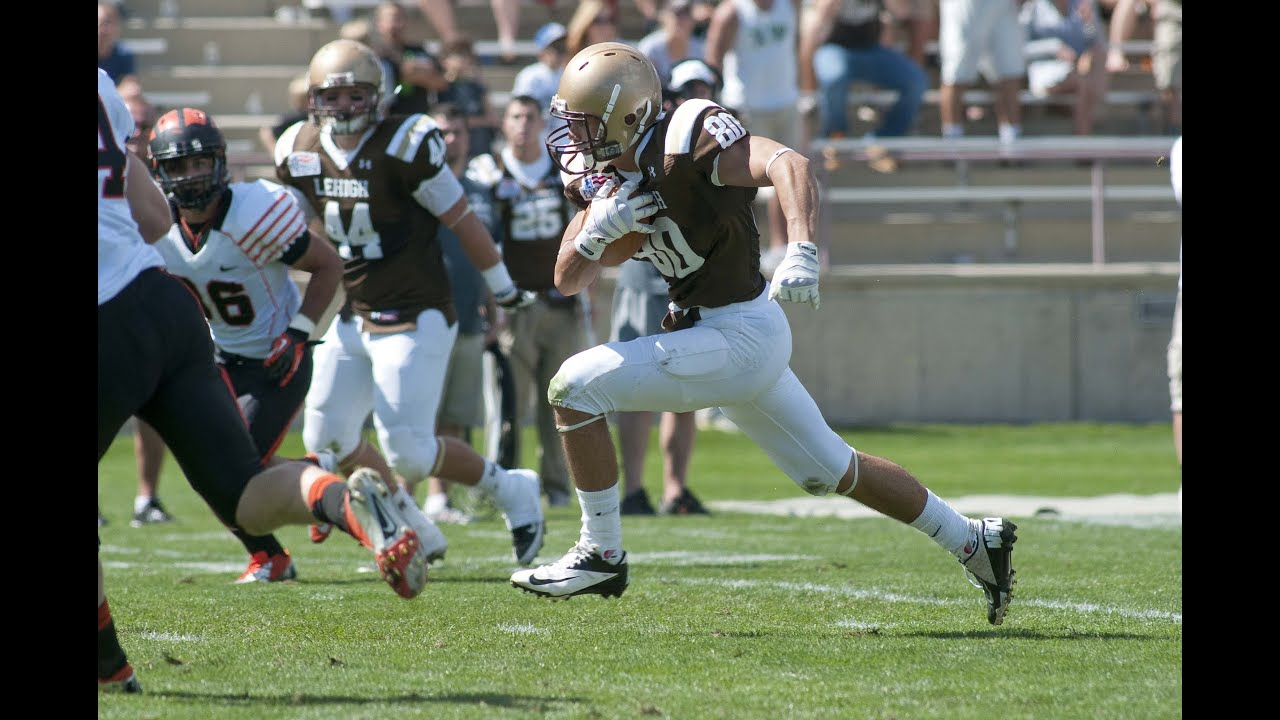 Lehigh Spring Football – The Offense