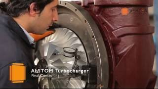 getlinkyoutube.com-VERTEA maintenance of of a turbo charger for locomotive diesel engine