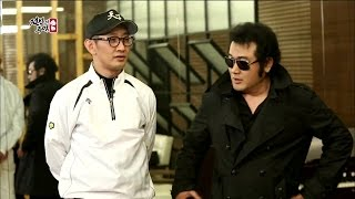 getlinkyoutube.com-[Infinite Challenge] 무한도전 - Kim Changryeol VS Kim Bo-Sung 파이터 김창렬 VS 의리 김보성 악력 대결! 그 결과는?! 20150418