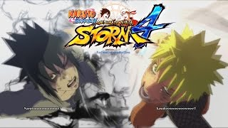 getlinkyoutube.com-NARUTO vs SASUKE Shippuden Final Battle [ENGLISH DUB] Naruto Shippuden Ultimate Ninja Storm 4