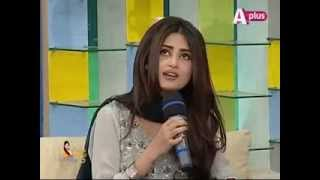 getlinkyoutube.com-Sajal Ali Singing Noor Jahan Ghazal