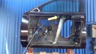 getlinkyoutube.com-How car window regulators work