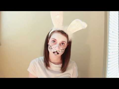 Overly Attached Easter Bunny