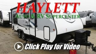 getlinkyoutube.com-HaylettRV - 2017 Jayco Jay Feather X213 Rear Bed Slide Bunkhouse Ultralite Travel Trailer