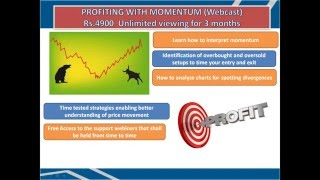 Technical Analysis for profits - Momentum Concepts Demystified
