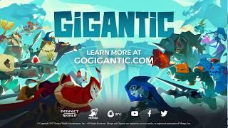 Gigantic - Nyílt Béta Trailer