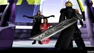Final Fantasy VII ReMod Advent Children Aerith's Death [HD]