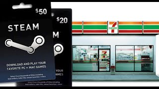 getlinkyoutube.com-วิธีซื้อบัตร steam wallet 7-11