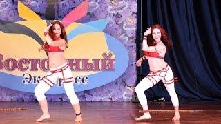 getlinkyoutube.com-Vica Norkina & Nadiia Boiko. Street Shaabi. Gala Show.