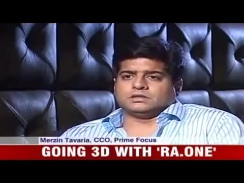 Merzin Tavaria talks about RA. One with CNN-IBN