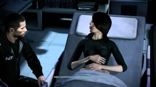 getlinkyoutube.com-Mass Effect 3: Ashley Romance #6: Ashley's jealous of Miranda