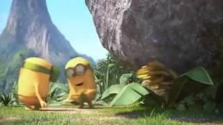 Ecco la canzone dei minion
