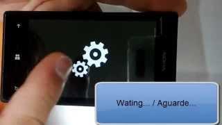 getlinkyoutube.com-Hard reset Nokia Lumia 520 Resete total