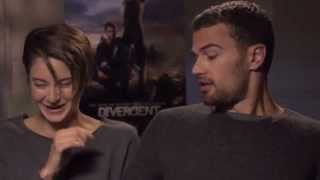 getlinkyoutube.com-Shailene and Theo Best Moments Part 1