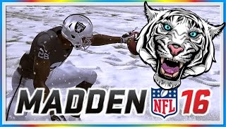 getlinkyoutube.com-MADDEN 16 FUNNY MOMENTS - WILDCAT vs. Moo Snuckel! - Snowing in California, Tom Brady Sucks!
