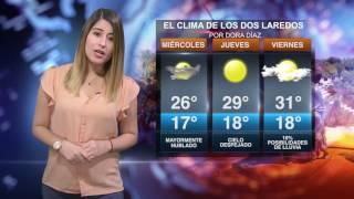 CLIMA MIERCOLES 15 MARZO 2017
