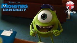 Monsters University - New UK Trailer - Disney Pixar Official HD