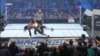 Intercontinental Chmpionship Match: Cody Rhodes vs Booker T- WWE SmackDown 01/06/12