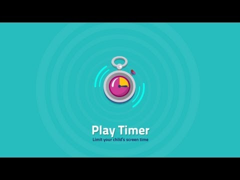 Play Timer for Kids - Limit your child's screen time!