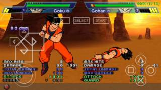getlinkyoutube.com-Dragon Ball Z Shin Bodukai super saiyan transform