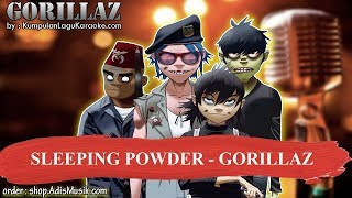 SLEEPING POWDER - GORILLAZ Karaoke