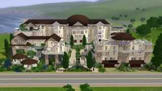 getlinkyoutube.com-Sims 3 - Mansion