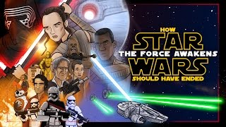flushyoutube.com-How Star Wars The Force Awakens Should Have Ended